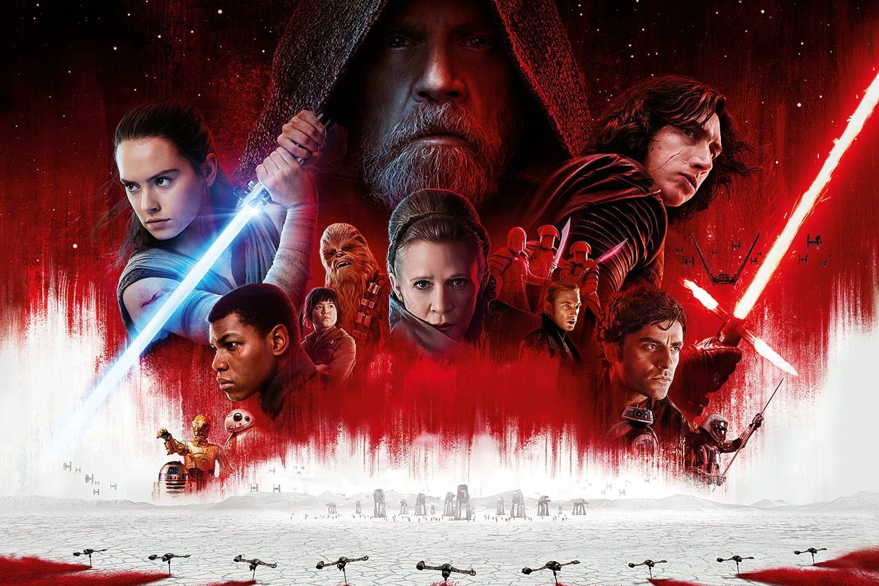 star wars the last jedi movie